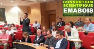 Emabois Conférence de Presse 16/06/2015